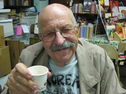 Gene Wolfe at Top Shelf Books