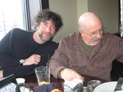 Neil Gaiman and Gene Wolfe