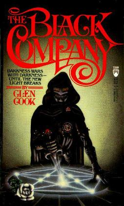 Kerdark grabs a chance at the original Black Company cover