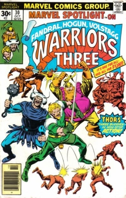 The Warriors Three