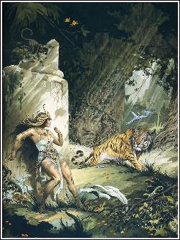 Krenkel has the 'Eye of the Tiger'