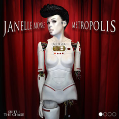 Janelle Monáe... Looks like something right out of Escape Pod! Must check her out!