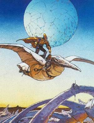 moebius-flight