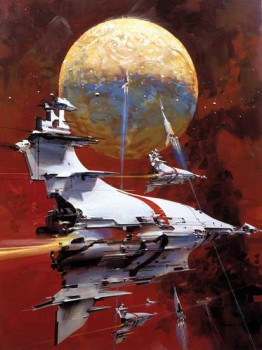 John Berkey WILL appear on this list... but where and when?