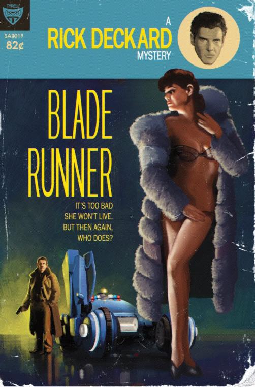 essays on blade runner