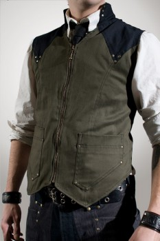 Vigilante vest by Crisiswear
