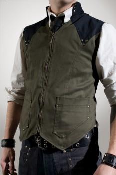Vigilante vest by Crisiswear