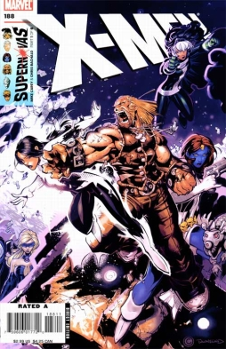 X-Men 188