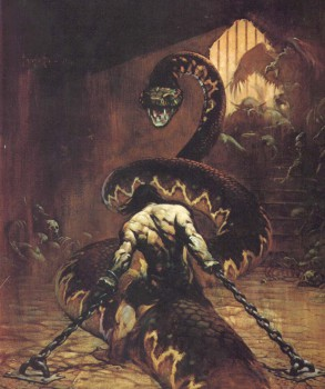 frazetta-chains-and-serpent