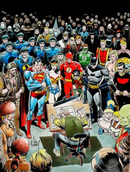 Joe Kubert, comic icon and teacher, passed away August 12th 2012