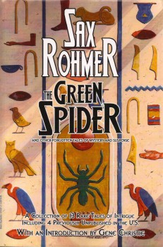 rohmer-the-green-spider