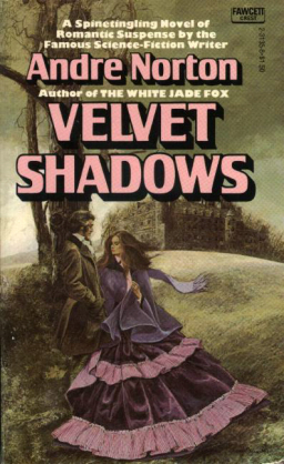 Andre Norton Velvet Shadows-small
