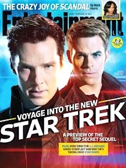 Entertainment Weekly Star Trek