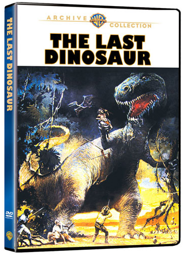 Last Dinosaur Warner Archive DVD