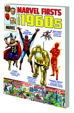 Marvel Firsts The 1960s-small