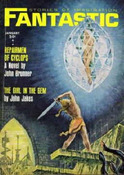 Fantastic Stories of Imagination January 1965