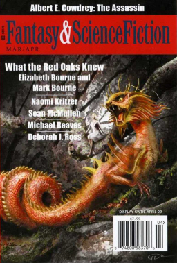 Fantasy and Science Fiction March April 2013