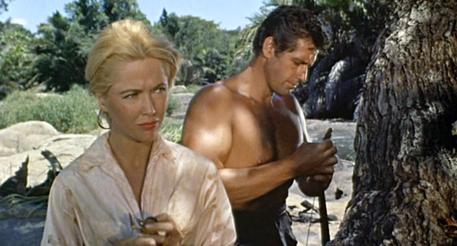 tarzan the ape man 1959
