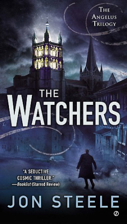 The Watchers Jon Steele-small