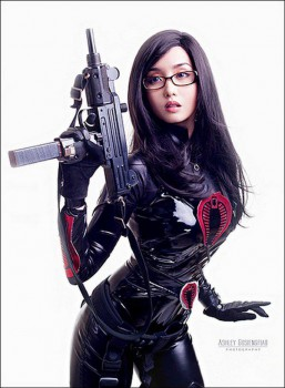 Pro Cosplayer Alodia blows the mind with her rendition of Baroness