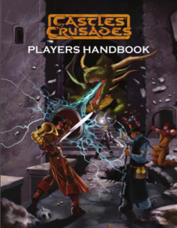 Castles & Crusades Players Handbook-small