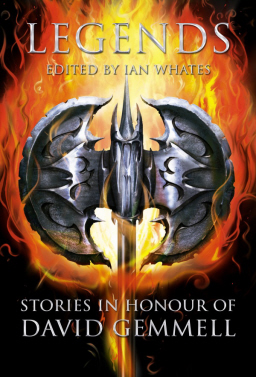 Legends Stories in Honour of David Gemmell-small