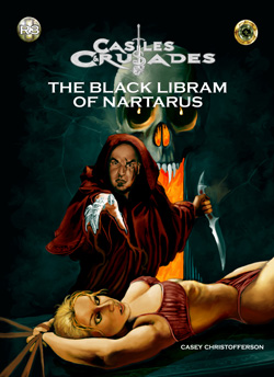 The Black Libram of Nartarus