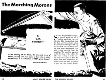 The Marching Morons C. M. Kornbluth