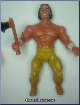Arak Action Figure from Remco, 1982