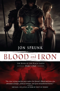 Blood and Iron Jon Sprunk-small