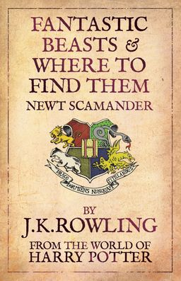 Fantastic Beasts and Where to Find Them-small