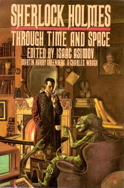 Sherlock Holmes Through Time and Space-small