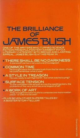 The Best of James Blish back-small