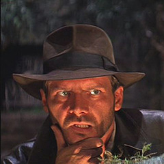 Puzzled Indiana Jones