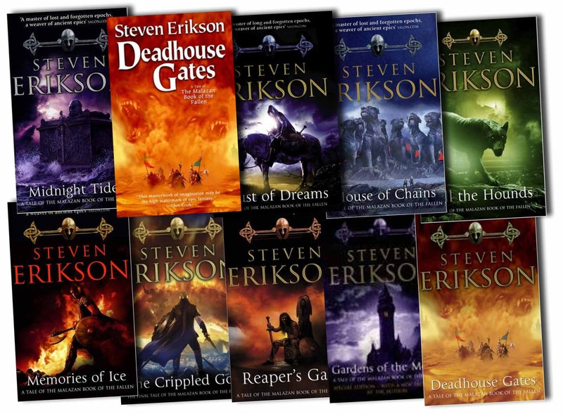 The Malazan Book of the Fallen-small
