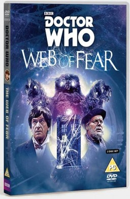 The Web of Fear DVD-small