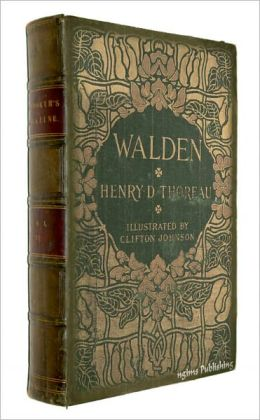 """a report of walden by henry david thoreau In """"walden,"""" henry david thoreau helped shape the way we think about nature  and our place in the world an american icons segment."""