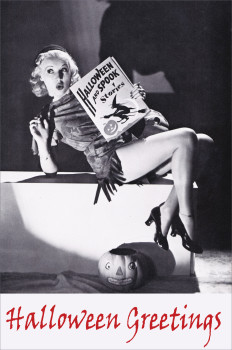 halloween-greeting-cards-betty-grable-spooked