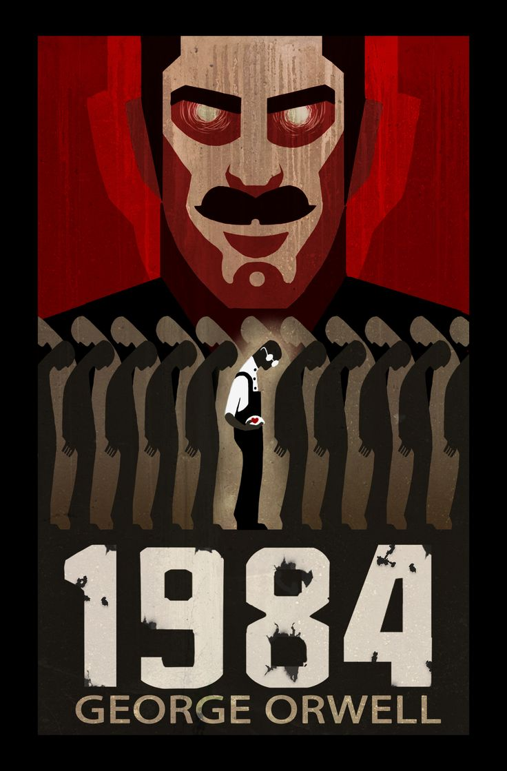 1984 dystopia thesis A thesis submitted to the faculty of the university of mississippi in partial fulfillment of  dystopia are explored to form a framework to work within, and the two works are  winston smith's figurative escape through death in 1984 the desire to leave society.