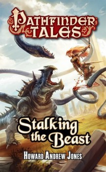 Pathfinder Tales Stalking the Beast-small