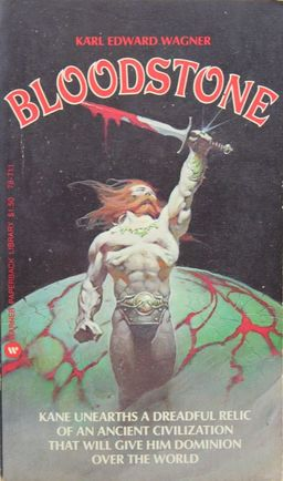 Bloodstone Karl Edward Wagner-small