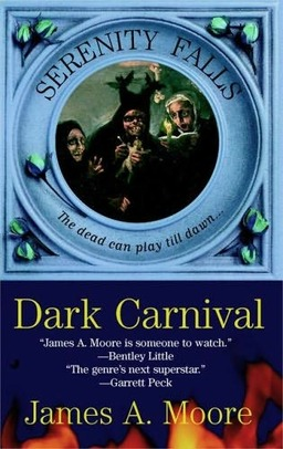 Dark Carnival James A Moore-small