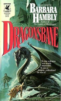 Dragonsbane Barbara Hambly-small