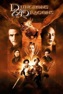 Dungeons & Dragons movies poster-small