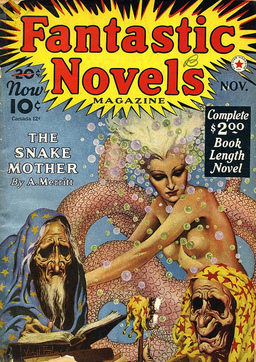 Fantastic Novels November 1940-small