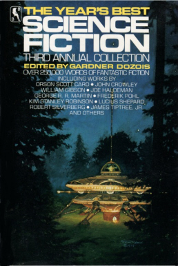 Gardner Dozois The Year's Best Science Fiction Third Annual Collection-small