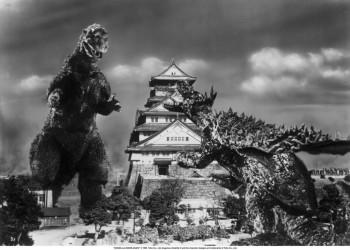 Gozilla Raids Again Godzilla vs Anguirus