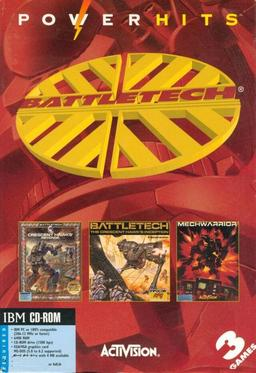 Powerhits Battletech-small