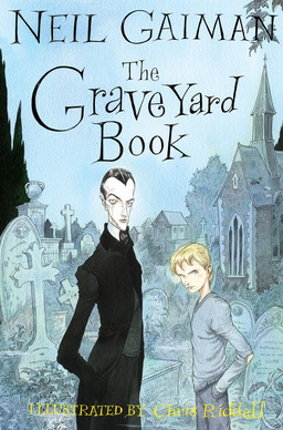 The Graveyard Book-small