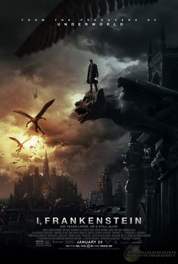I Frankenstein Poster-small